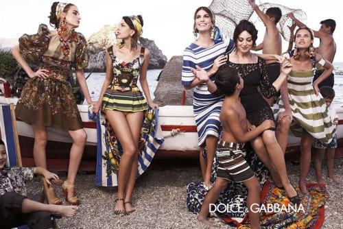 Dolce&Gabbana Spring Summer 2013